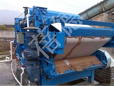 带式污泥脱水机,带式压滤机